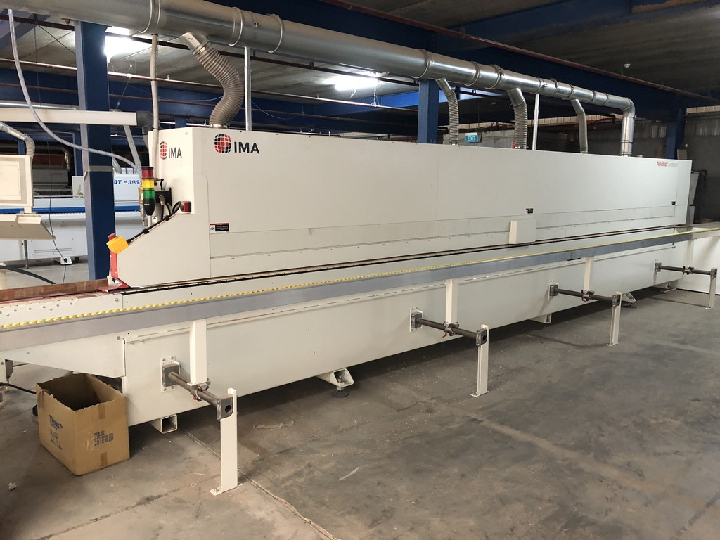 Sold Major Woodworking And Joinery Machinery Liquidation Auction